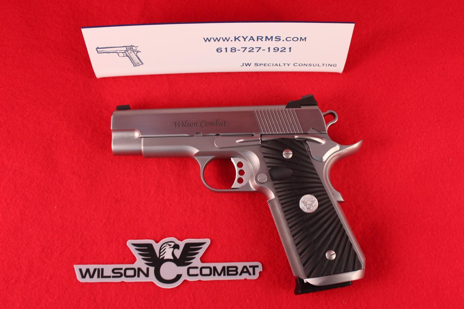Wilson Combat Professional .45 WC21858