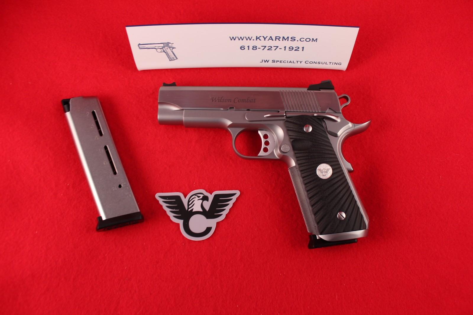 Wilson Combat Professional .45 WC23703