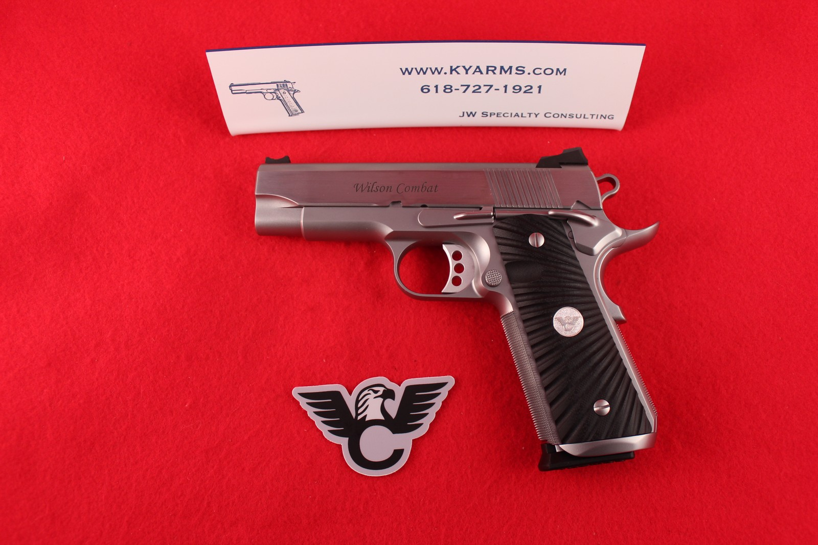 Wilson Combat Professional 9MM WC23704